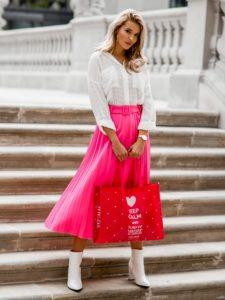 Eleganckie spódnice RUE PARIS