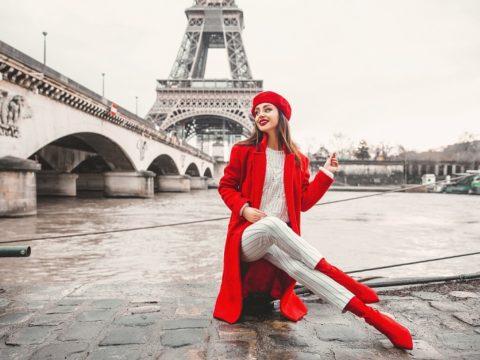 Ubrania Rue Paris